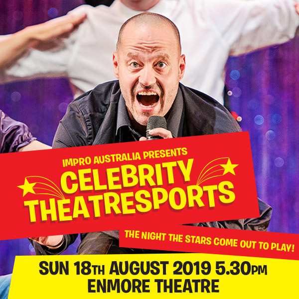 Celebrities & Comedians supporting CanTeen Aug 18th