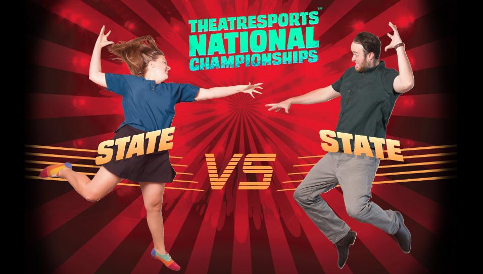 Theatresports National Championships! Sunday 7th May