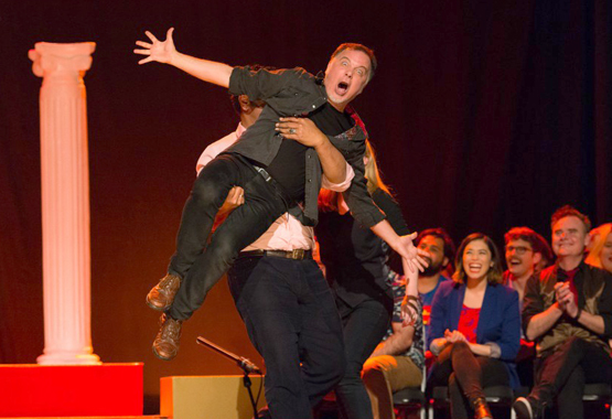 2016 Theatresports Cranston Cup - From Sept 4