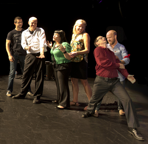 Theatresports Corporate Charity Challenge - Coming Soon!