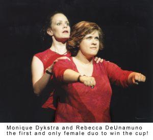 Monique Dykstra & Rebecca DeUnamuno