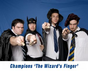 The Wizard's Finger