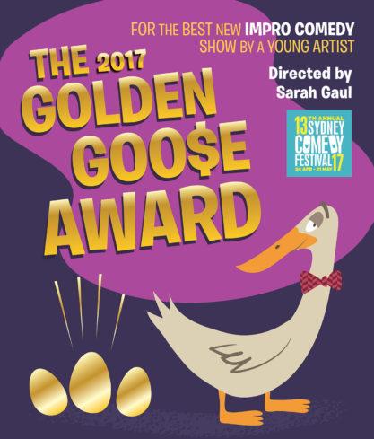 GOLDEN GOO$E AWARD!