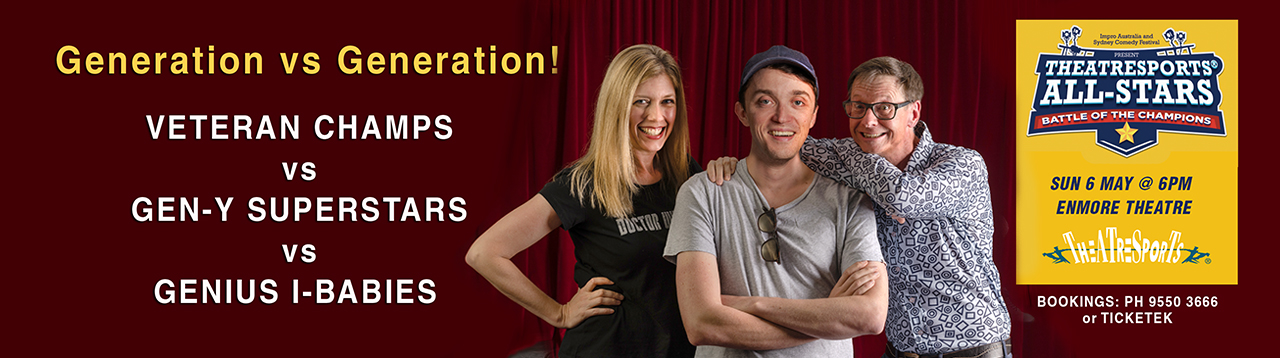 Theatresports Generationslisa harry John 1280 w Banner 1