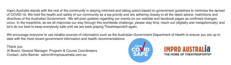 COVID-19 Message fcovidsafe sticker