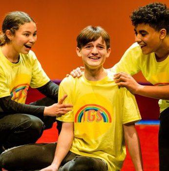 TheatreSports SCHOOLS CHALLENGE Junior & Primary Term 1 2022